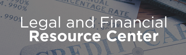 <p>Employees can research legal and financial issues and get help with document preparation through the Legal and Financial Resource Center.</p>
