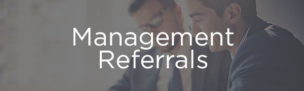 <p>ACI's Management Referral process is a powerful tool for managers, supervisors and advisors to address employee and student performance concerns, from anger management and substance abuse to loss of productivity and absenteeism.</p>