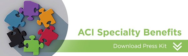 <p><strong>ACI Specialty Benefits</strong> is your partner for the new workforce, with over three decades of experience helping companies boost retention, engagement and performance. A top ten EAP provider, ACI also offers work-life, corporate concierge, and student assistance program benefits to support diverse company cultures, best place to work initiatives and successful outcomes for schools.</p>