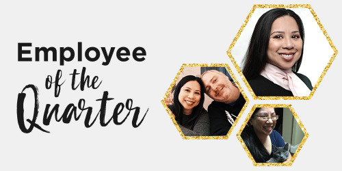 Employee of the Quarter: Yve Fontilea