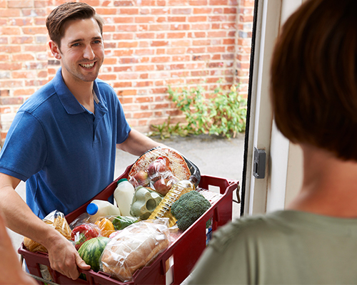 Grocery and Meal Delivery