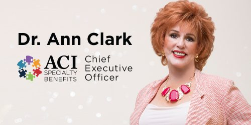 Honoring ACI's Trailblazing CEO, Dr. Ann Clark