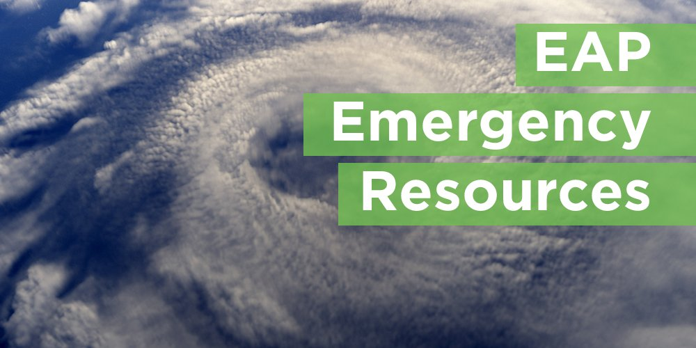 Hurricane Dorian Resources and EAP Support Services