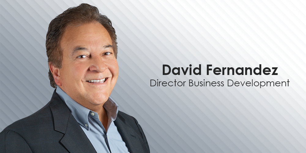 David Fernandez Joins ACI as Director Business Development