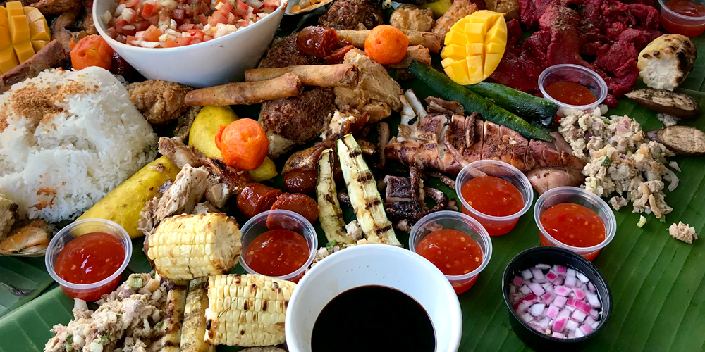 Celebrating the Universal Language of Food: Kamayan