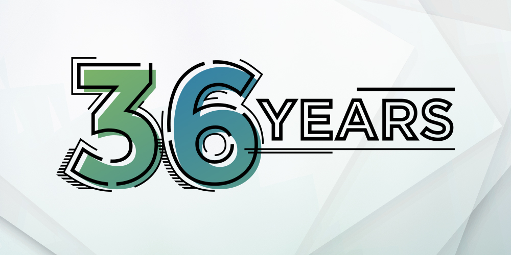 ACI Celebrates 36 Years of Winning Service