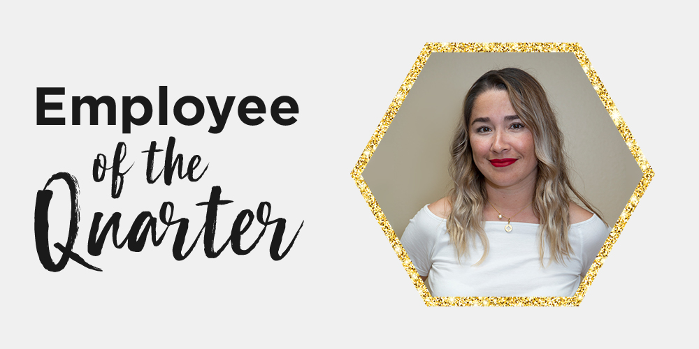 Q1 2019 Employee of the Quarter: Brenda Soto
