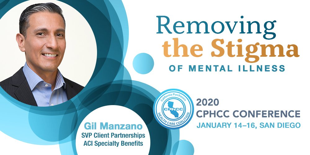 ACI's Gilbert Manzano Selected to Speak at the 2020 CPHCC Conference