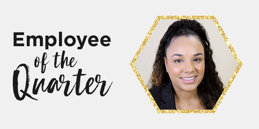 Q4 2019 Employee of the Quarter: Amanda Dant