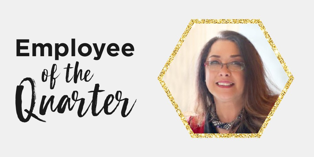 Q1 2020 Employee of the Quarter: Annabelle Torres